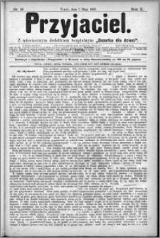 Przyjaciel : pismo dla ludu 1885 nr 19