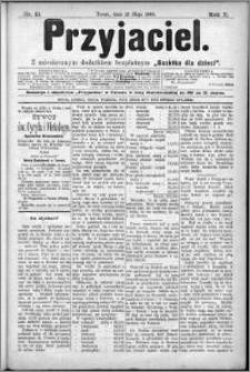 Przyjaciel : pismo dla ludu 1885 nr 21
