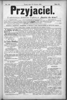 Przyjaciel : pismo dla ludu 1885 nr 26