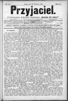 Przyjaciel : pismo dla ludu 1885 nr 37
