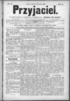 Przyjaciel : pismo dla ludu 1885 nr 39