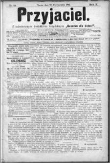 Przyjaciel : pismo dla ludu 1885 nr 44