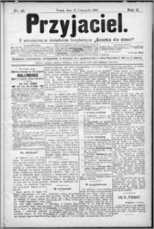 Przyjaciel : pismo dla ludu 1885 nr 46