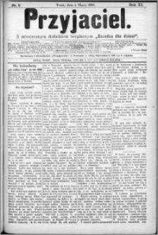 Przyjaciel : pismo dla ludu 1886 nr 9
