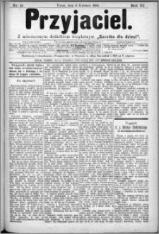 Przyjaciel : pismo dla ludu 1886 nr 14