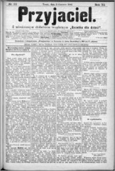 Przyjaciel : pismo dla ludu 1886 nr 22