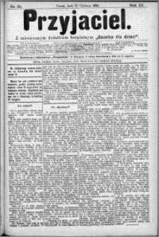 Przyjaciel : pismo dla ludu 1886 nr 25