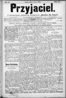 Przyjaciel : pismo dla ludu 1886 nr 27