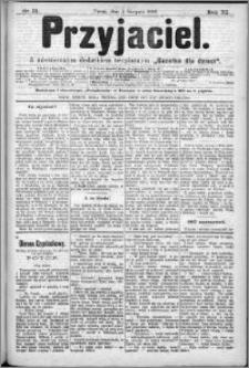 Przyjaciel : pismo dla ludu 1886 nr 31