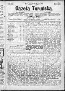 Gazeta Toruńska 1887, R. 21 nr 12