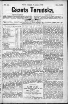 Gazeta Toruńska 1887, R. 21 nr 15