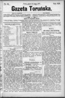 Gazeta Toruńska 1887, R. 21 nr 34