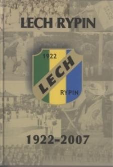 """Lech"" Rypin (1922-2007)"