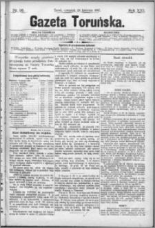 Gazeta Toruńska 1887, R. 21 nr 96