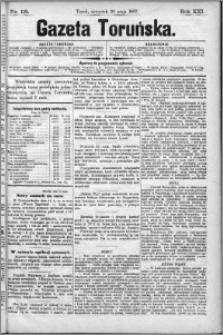 Gazeta Toruńska 1887, R. 21 nr 118