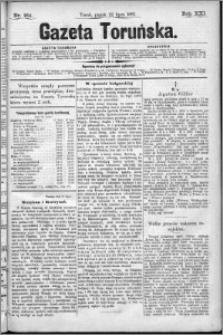 Gazeta Toruńska 1887, R. 21 nr 164