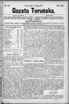 Gazeta Toruńska 1887, R. 21 nr 177