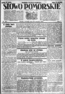Słowo Pomorskie 1925.08.20 R.5 nr 191