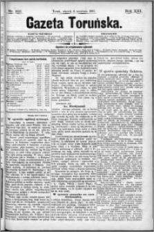 Gazeta Toruńska 1887, R. 21 nr 203