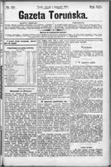 Gazeta Toruńska 1887, R. 21 nr 251