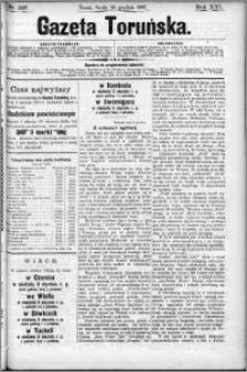 Gazeta Toruńska 1887, R. 21 nr 297