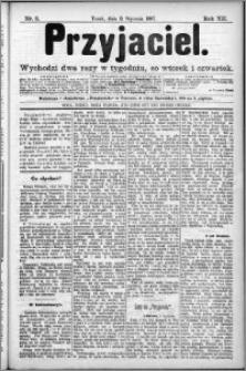 Przyjaciel : pismo dla ludu 1887 nr 3