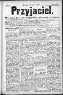 Przyjaciel : pismo dla ludu 1887 nr 5