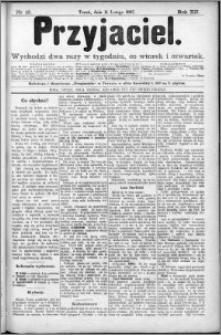 Przyjaciel : pismo dla ludu 1887 nr 12