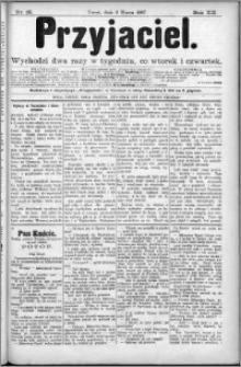 Przyjaciel : pismo dla ludu 1887 nr 18