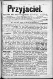 Przyjaciel : pismo dla ludu 1887 nr 38