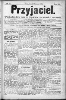 Przyjaciel : pismo dla ludu 1887 nr 49