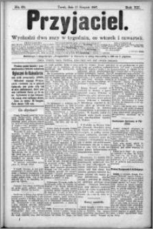 Przyjaciel : pismo dla ludu 1887 nr 65
