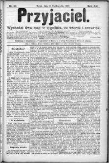 Przyjaciel : pismo dla ludu 1887 nr 85