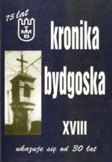 Kronika Bydgoska T. 18 (1996)