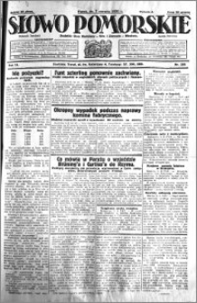 Słowo Pomorskie 1931.08.07 R.11 nr 180