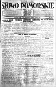 Słowo Pomorskie 1931.08.08 R.11 nr 181