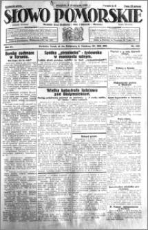Słowo Pomorskie 1931.08.09 R.11 nr 182