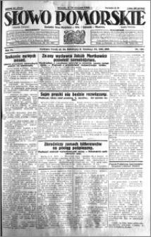 Słowo Pomorskie 1931.08.11 R.11 nr 183