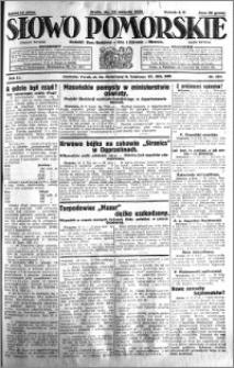 Słowo Pomorskie 1931.08.12 R.11 nr 184