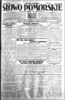 Słowo Pomorskie 1931.08.13 R.11 nr 185