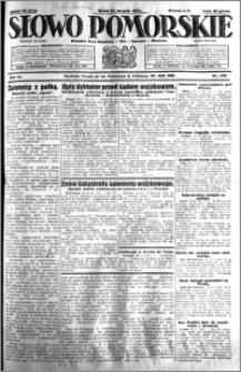 Słowo Pomorskie 1931.08.19 R.11 nr 189