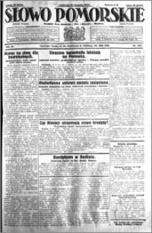 Słowo Pomorskie 1931.08.20 R.11 nr 190