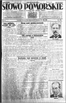 Słowo Pomorskie 1931.08.26 R.11 nr 195