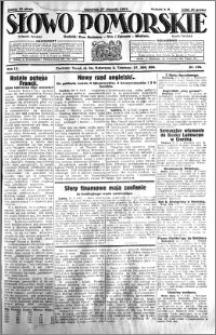 Słowo Pomorskie 1931.08.27 R.11 nr 196