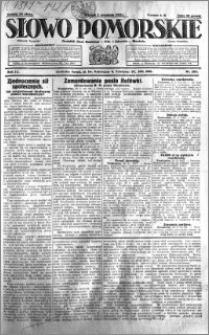 Słowo Pomorskie 1931.09.01 R.11 nr 200