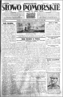 Słowo Pomorskie 1931.09.06 R.11 nr 205