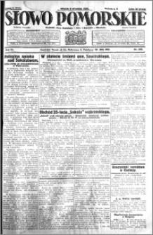Słowo Pomorskie 1931.09.08 R.11 nr 206