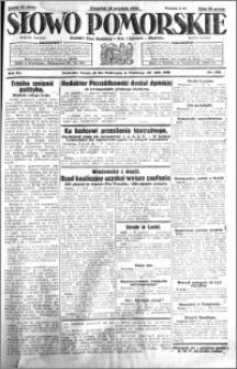 Słowo Pomorskie 1931.09.10 R.11 nr 208