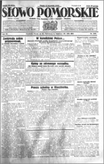 Słowo Pomorskie 1931.09.11 R.11 nr 209