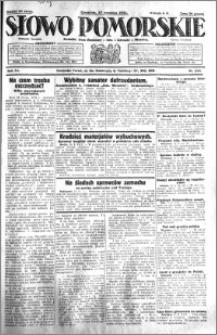 Słowo Pomorskie 1931.09.17 R.11 nr 214